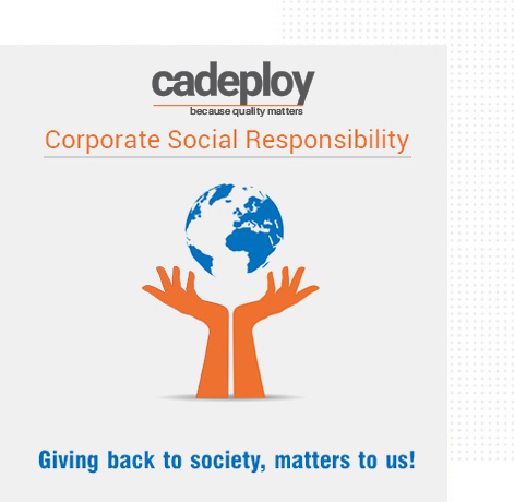 Steel detailing company Social Responsibility