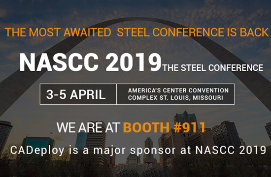 CADeploy at NASCC: The Steel Conference
