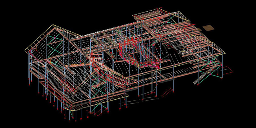 Top 3 Advantages of Structural Steel Detailing
