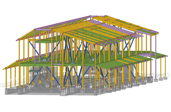 Tekla Steel Detailing? Get the Best Service from Cadeploy.