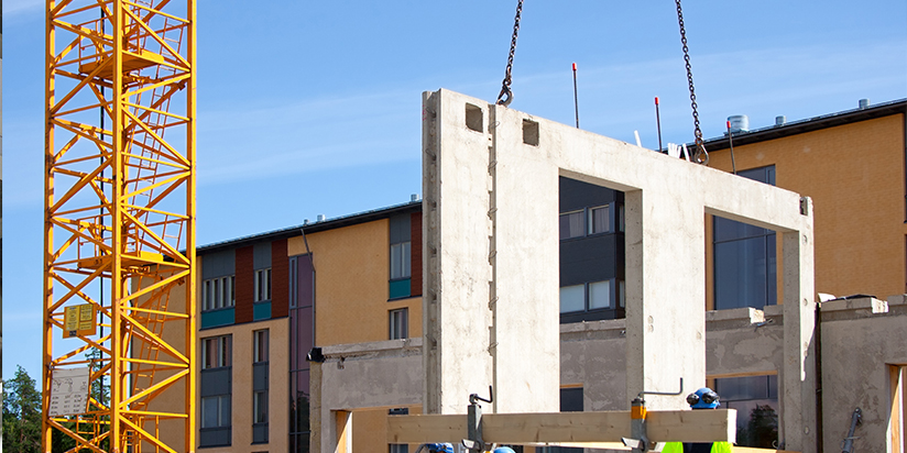 What are the Advantages of Precast Concrete in the Construction Industry?